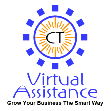 CT Virtual Assistance Sundial Logo