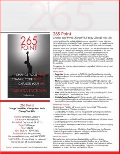 Book Sell Sheet, Book Sales Sheet, Book Flyer