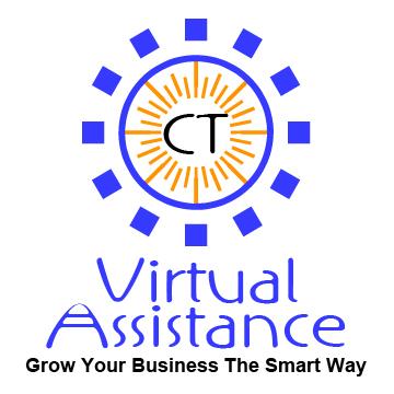 CT Virtual Assistance Sundial Logo