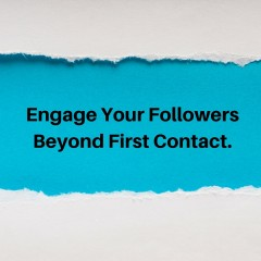 Engage Your Followers with Drip Mail Marketing